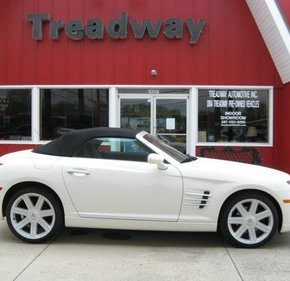 2005 Chrysler Crossfire for sale 101322605