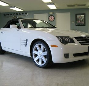 2005 Chrysler Crossfire Limited Convertible for sale 101325943