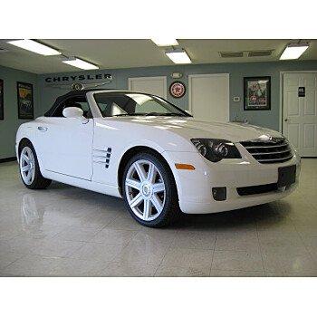 2005 Chrysler Crossfire for sale 101325943