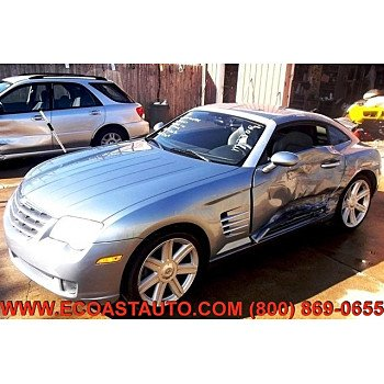 2005 Chrysler Crossfire Limited Coupe for sale 101326148