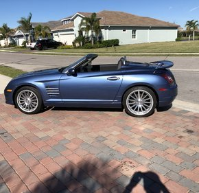 2005 Chrysler Crossfire SRT-6 Convertible for sale 101326725
