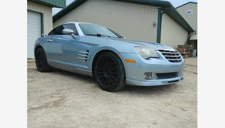 2005 Chrysler Crossfire SRT-6 Coupe for sale 101330167