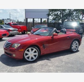 2005 Chrysler Crossfire for sale 101344832