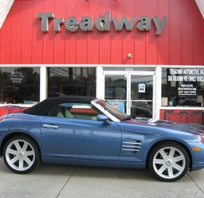 2005 Chrysler Crossfire for sale 101364381