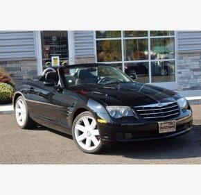 2005 Chrysler Crossfire for sale 101385290