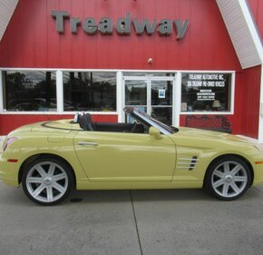2005 Chrysler Crossfire for sale 101387645