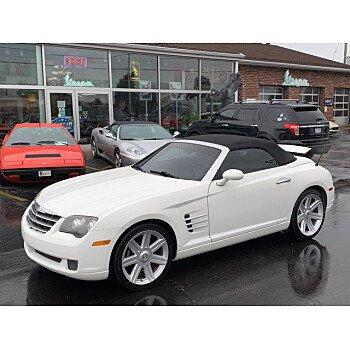 2005 Chrysler Crossfire for sale 101407081
