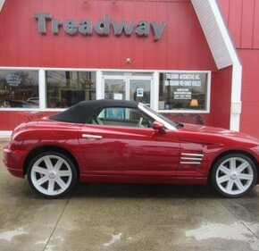2005 Chrysler Crossfire for sale 101412770