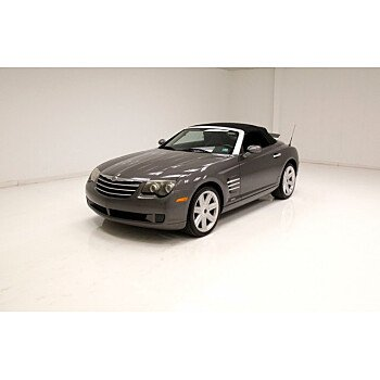 2005 Chrysler Crossfire Convertible for sale 101413182