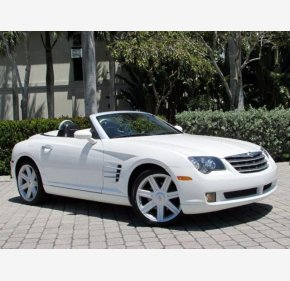 2005 Chrysler Crossfire for sale 101427031