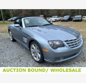 2005 Chrysler Crossfire for sale 101430947