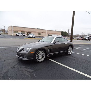 2005 Chrysler Crossfire for sale 101448752