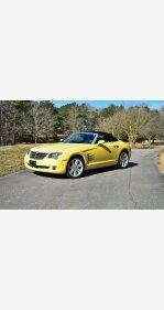 2005 Chrysler Crossfire for sale 101450204