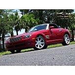 2005 Chrysler Crossfire for sale 101621522