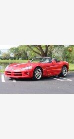 2005 Dodge Viper SRT-10 Convertible for sale 101017188