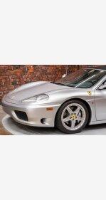 2005 Ferrari 360 Spider for sale 101252197
