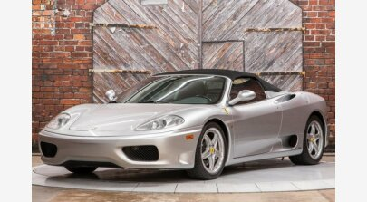 2005 Ferrari 360 Spider for sale 101252197