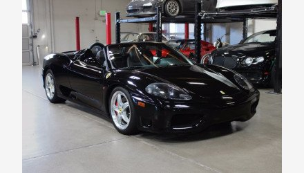 2005 Ferrari 360 Spider for sale 101353298
