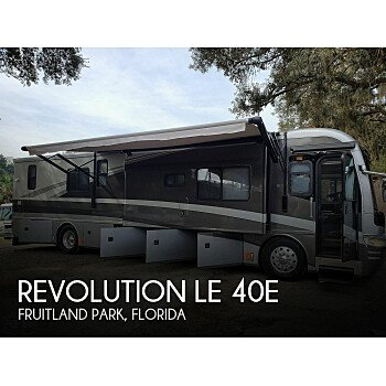 2005 Fleetwood Revolution for sale 300219935