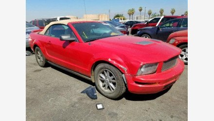 2005 Ford Mustang Convertible for sale 101193152