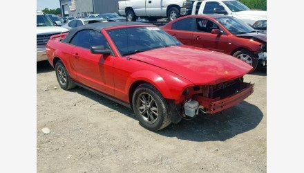 2005 Ford Mustang Convertible for sale 101193156