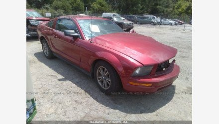 2005 Ford Mustang Coupe for sale 101200947