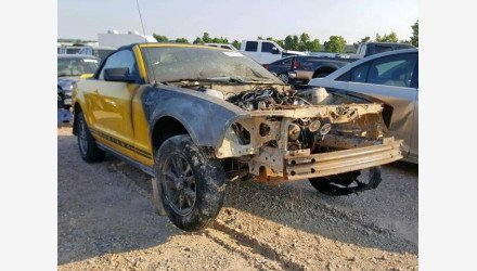 2005 Ford Mustang Convertible for sale 101205927