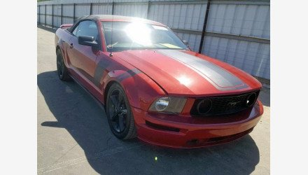2005 Ford Mustang GT Convertible for sale 101206764