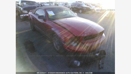 2005 Ford Mustang Convertible for sale 101209126