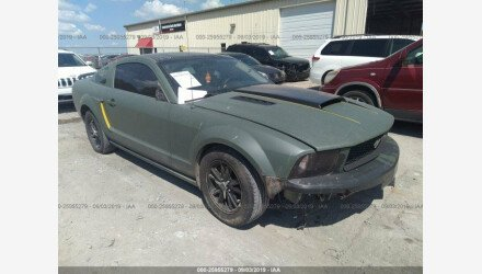 2005 Ford Mustang Coupe for sale 101210497