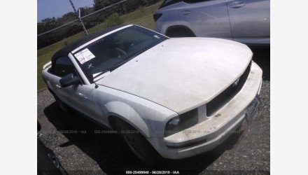 2005 Ford Mustang Convertible for sale 101219675