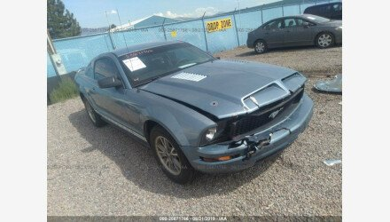 2005 Ford Mustang Coupe for sale 101219801