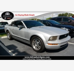 2005 Ford Mustang Convertible for sale 101221919