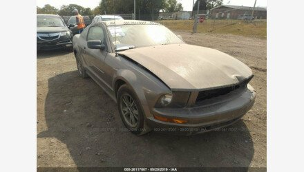 2005 Ford Mustang Coupe for sale 101222267