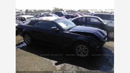 2005 Ford Mustang Convertible for sale 101222361