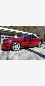 2005 Ford Mustang GT Convertible for sale 101317180