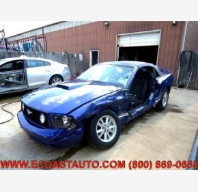 2005 Ford Mustang Convertible for sale 101326158