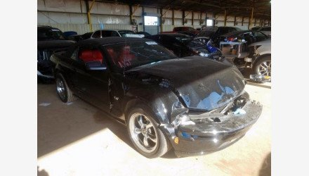 2005 Ford Mustang GT Convertible for sale 101330487
