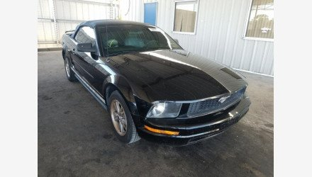 2005 Ford Mustang Convertible for sale 101330971