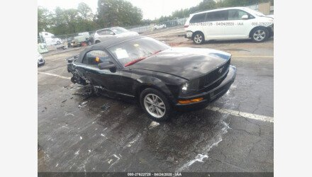2005 Ford Mustang Convertible for sale 101340311
