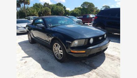 2005 Ford Mustang GT Convertible for sale 101345162