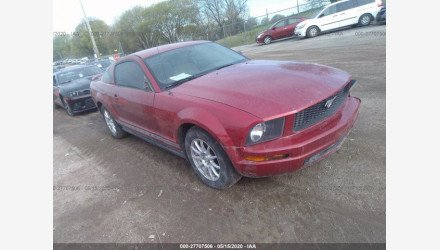 2005 Ford Mustang Coupe for sale 101349520