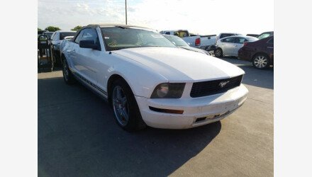 2005 Ford Mustang Convertible for sale 101361206