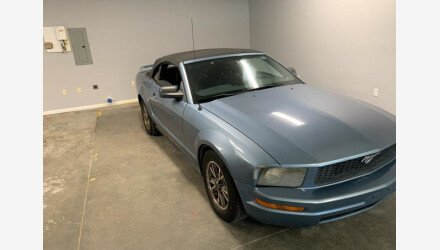 2005 Ford Mustang Convertible for sale 101362742