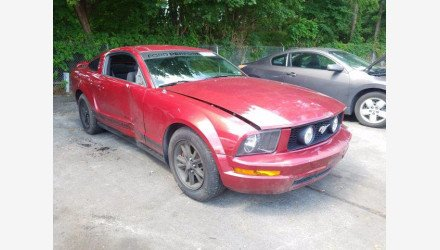 2005 Ford Mustang Coupe for sale 101363338