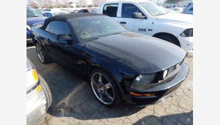 2005 Ford Mustang GT Convertible for sale 101384705
