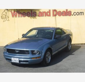 2005 Ford Mustang for sale 101384788