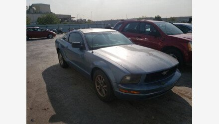 2005 Ford Mustang Coupe for sale 101395690