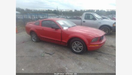2005 Ford Mustang Coupe for sale 101408880
