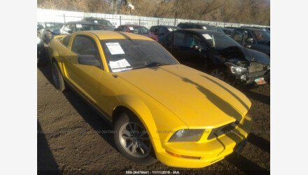2005 Ford Mustang Coupe for sale 101408988